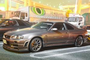 Daikoku PA cool car report 2019/11/08 大黒PAレポート #DaikokuPA #JDMMiscellaneous 49