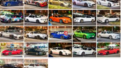 Daikoku PA Cool car report 2020/05/08 #DaikokuPA #DaikokuParking #JDM #大黒PA レポート 9