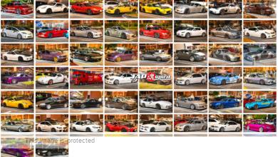 Daikoku PA Cool car report 2020/05/22 #DaikokuPA #DaikokuParking #JDM #大黒PA レポート 50