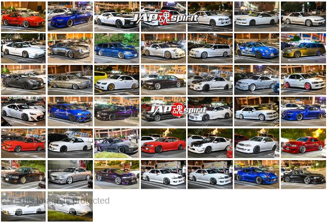 Daikoku PA Cool car report 2020/06/12 #DaikokuPA #DaikokuParking #JDM #大黒PA レポート 44