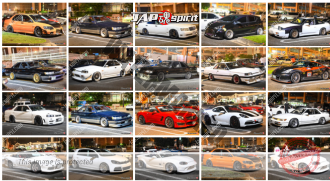 Daikoku PA cool car report 2020/07/31 #DaikokuPA #DaikokuParking #JDM #大黒PA 20