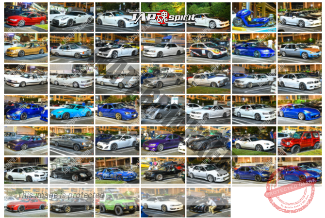 Daikoku PA Cool car report 2020/08/28 #DaikokuPA #DaikokuParking #JDM #大黒PA 47