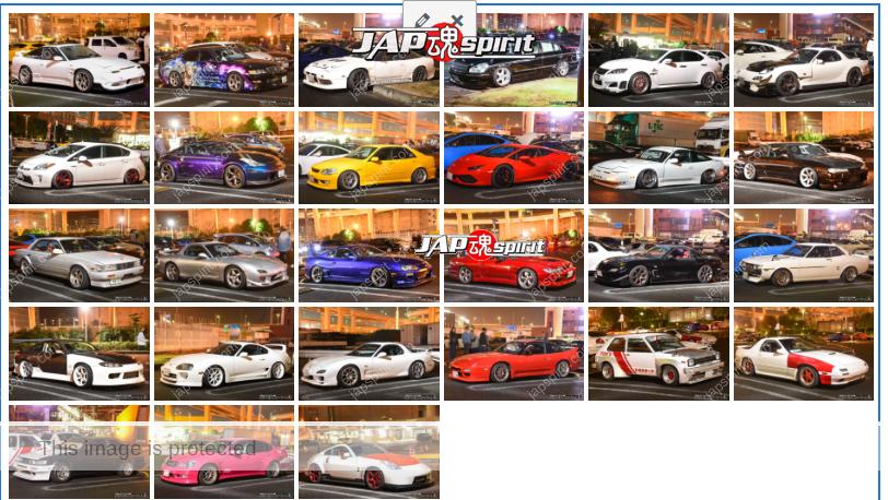 Daikoku PA cool car report 2020/2/14 #大黒PA レポート #DaikokuPA #JDMMiscellaneous 28