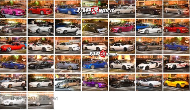 Daikoku PA cool car report 2020/2/28 #大黒PA レポート #DaikokuPA #JDMMiscellaneous 37