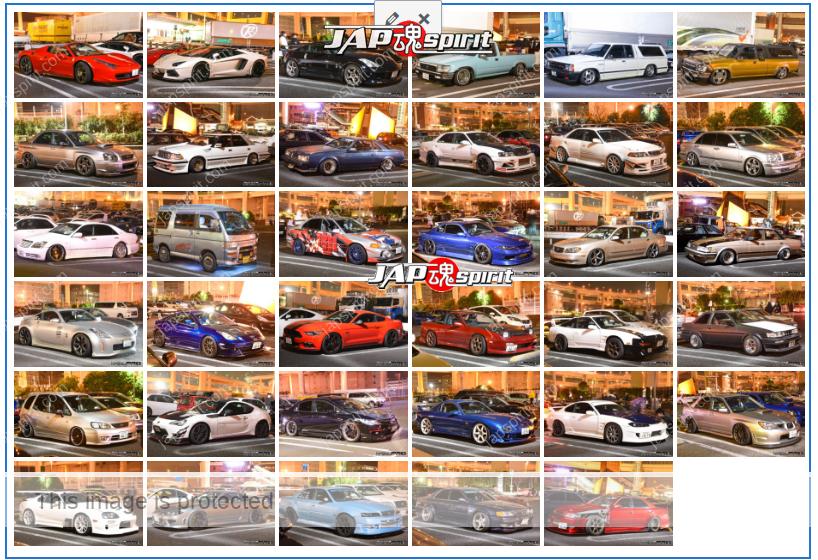 Daikoku PA cool car report 2020/2/7 大黒PAレポート #DaikokuPA #JDMMiscellaneous 35
