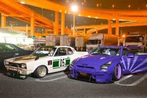 Daikoku PA cool car report 2020/3/3  #大黒PA レポート #DaikokuPA #JDMMiscellaneous 39