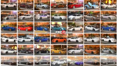 Daikoku PA cool car report 2020/3/3  #大黒PA レポート #DaikokuPA #JDMMiscellaneous 42