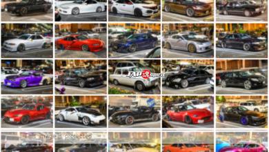 Daikoku PA Cool car report 2021/01/29 #DaikokuPA #DaikokuParking #JDM #大黒PA レポート 25
