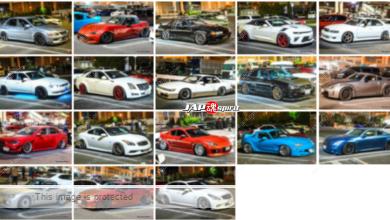 Daikoku PA Cool car report 2021/03/12 #DaikokuPA #DaikokuParking #JDM #大黒PA 18