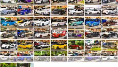 Daikoku PA Cool car report 2021/05/28 #DaikokuPA #DaikokuParking #JDM #大黒PA 44