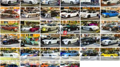 Daikoku PA Cool car report 2021/06/25 #DaikokuPA #DaikokuParking #JDM #大黒PA 34