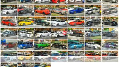 Daikoku PA Cool car report 2021/07/16 #DaikokuPA #DaikokuParking #JDM #大黒PA 45