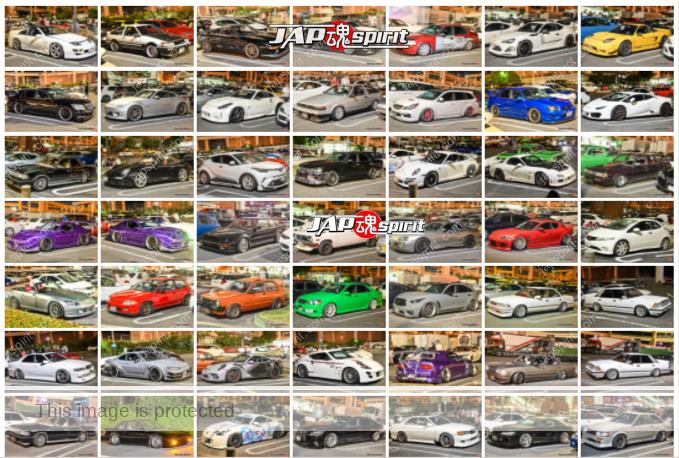 Daikoku PA Cool car report 2021/10/08 #DaikokuPA #DaikokuParking #JDM #大黒PA 49