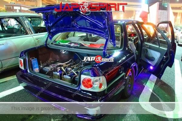 HONDA Accord CB Lowrider style, Hydraulics, Air brush paint, (4)