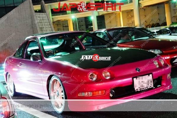 Honda Acura Integra DC1 USDM Pink color (2)