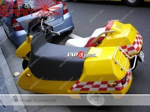 Photo of Honda Fusion/Helix side car customise