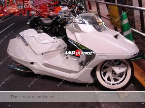Honda Fusion/Helix white old American custom (2)