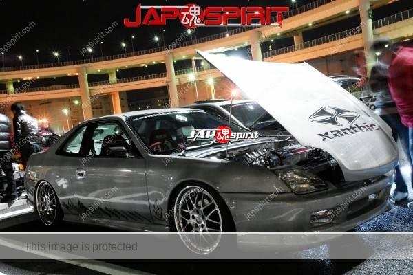 HONDA Prelude BB6, Xanthic Carbon custom, Spokon style