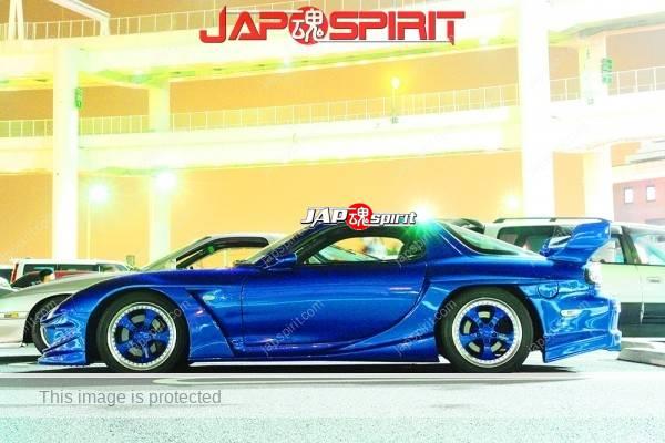 Photo of MAZDA RX7 FD, Spokon style, Beautiful front spoiler, side spoiler & rear spoiler