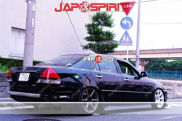 TOYOTA Mark II x110, Street drift style. team