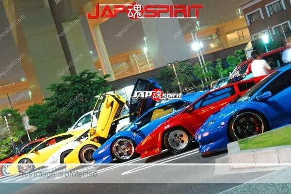 Lamborghin, Countach & Diablo & Murciélago & Ferrari 360modena spider (8)