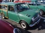 Mini, Classic car new year meeting 2005 (7)