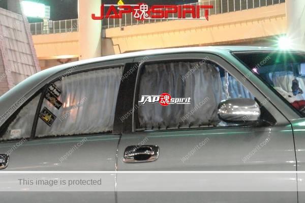 NISSAN CIMA FY32, VIP style, gorgeous curtain interior (1)
