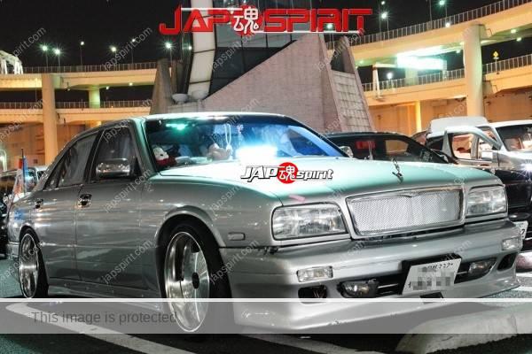 NISSAN CIMA FY32, VIP style, gorgeous curtain interior (4)