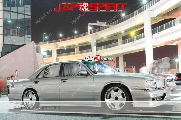 NISSAN CIMA FY32, VIP style, gorgeous curtain interior (5)