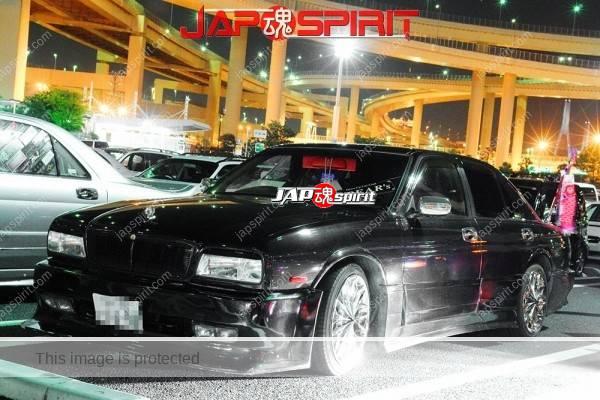 NISSAN CIMA FY32, VIP style, sexy dandy muffler & rear spoiler (3)