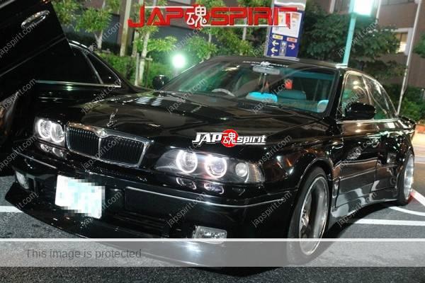 NISSAN INFINITI Q45 VIP style, Scissor door, dandy black color (1)