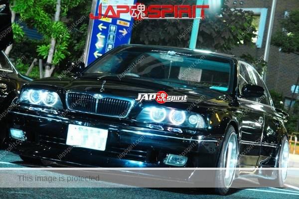 NISSAN INFINITI Q45 VIP style, Scissor door, dandy black color (2)