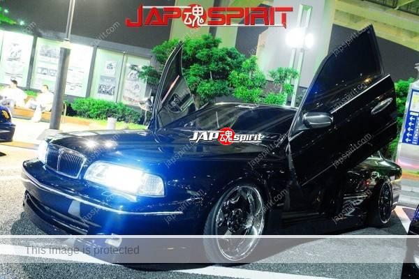 NISSAN INFINITI Q45 VIP style, Scissor door, dandy black color (5)