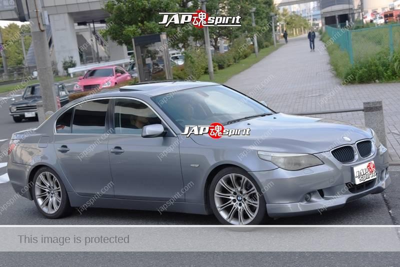 Photo of Stancenation 2016 BMW E60/E61 grey body at odaiba
