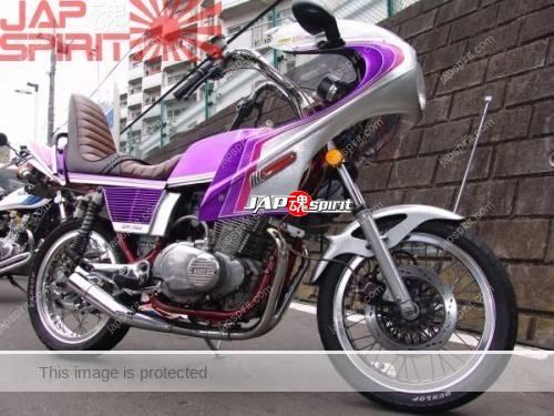 Photo of Suzuki, Honda, Bousouzoku style custom