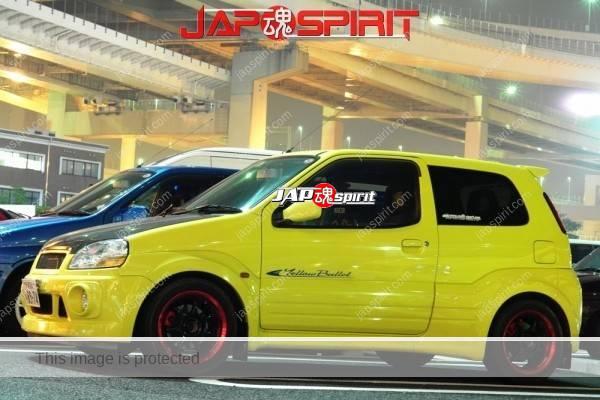 SUZUKI Swift, Racing Spokon style cars or we can say, Hashiriya. (2)