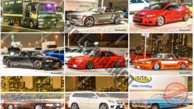 Tatsumi PA & Ebina PA Cool car report 2019/02 & 2019/09 #TatsumiPA #EbinaPA #JDM 10