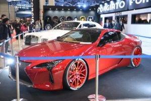 TOKYO AUTO SALON 2018 Exhibition vehicles picturesMiscellaneous 4