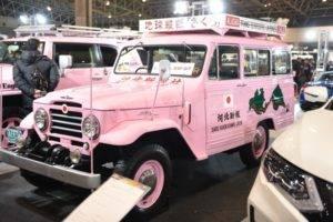 TOKYO AUTO SALON 2018 Exhibition vehicles picturesMiscellaneous 7