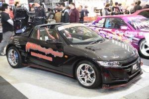 TOKYO AUTO SALON 2018 Exhibition vehicles picturesMiscellaneous 123
