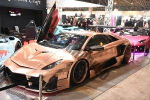 TOKYO AUTO SALON 2018 Exhibition vehicles picturesMiscellaneous 137