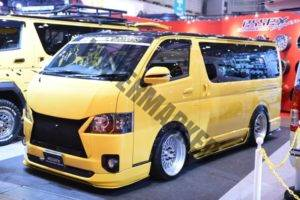 TOKYO AUTO SALON 2018 Exhibition vehicles picturesMiscellaneous 30