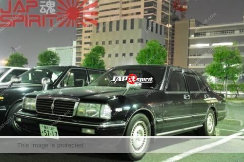 Y31 Cedric FUKUMEN style custom (stealth patrol car Replica) (1)